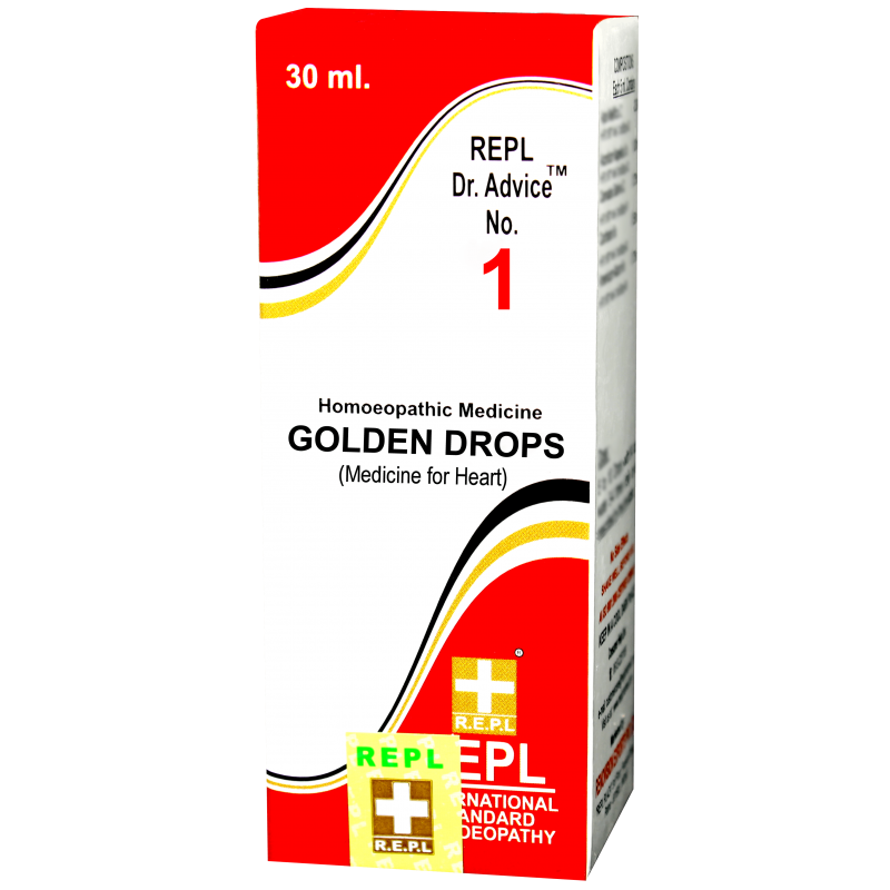 Dr. Advice™ No.1 (GOLDEN DROPS)