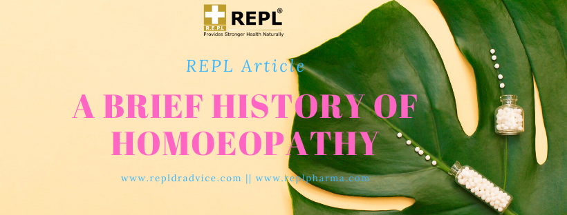 history of homoeopath