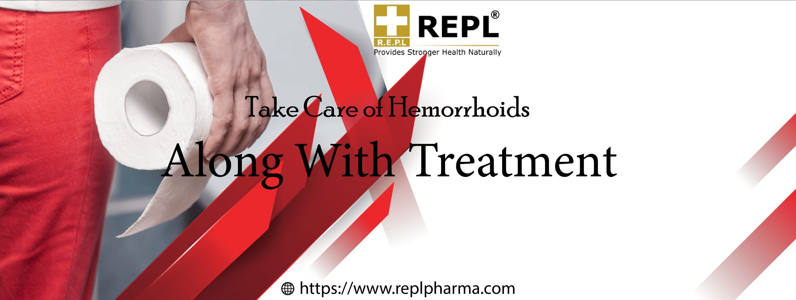 Take care of hemorrhoid