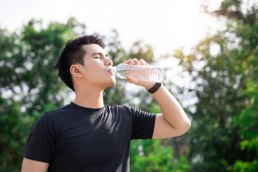 drink too much water