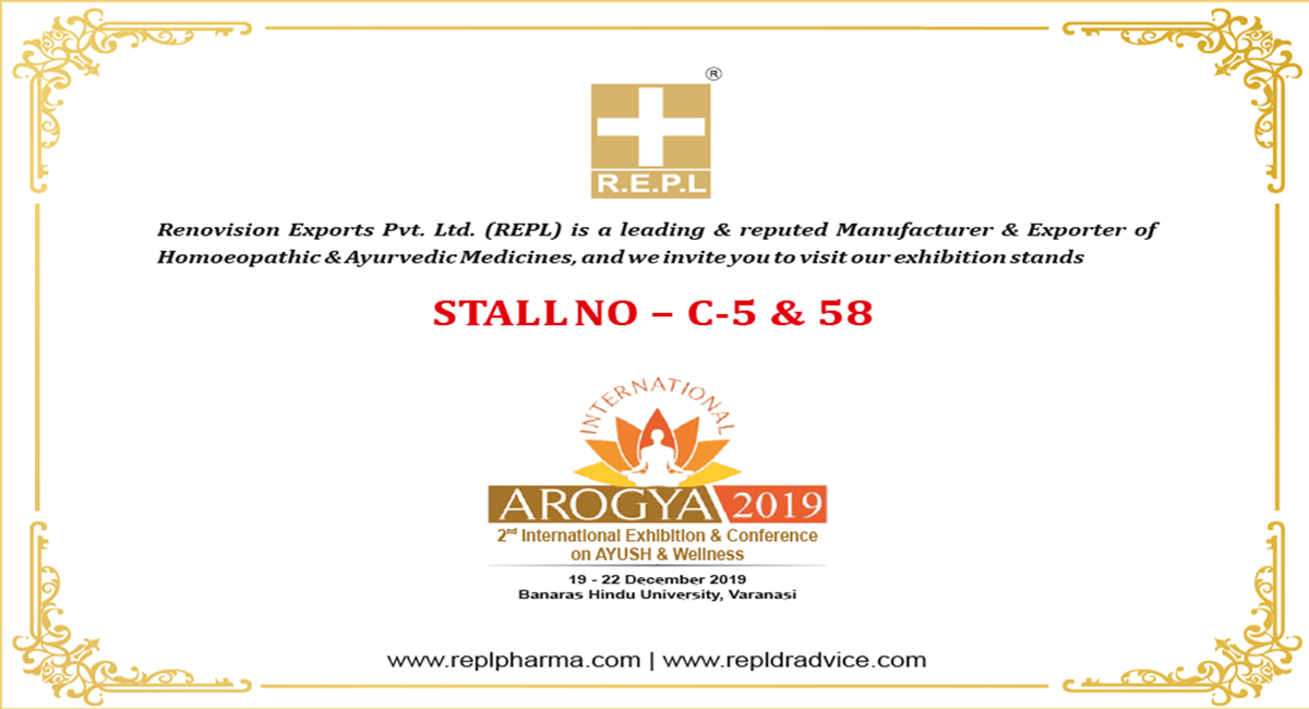 REPL Pharma – Buy Ayurvedic & Homeopathic Medicine in India